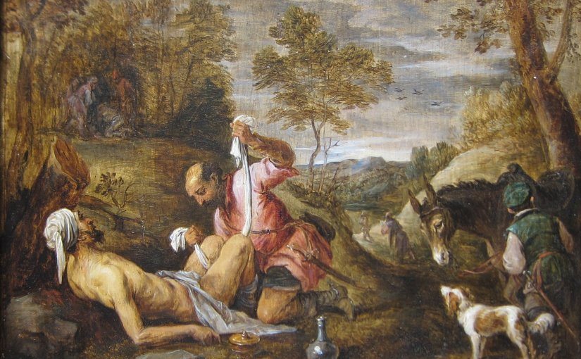 "Wrong Question, Right Answer: On ""The Good Samaritan"""