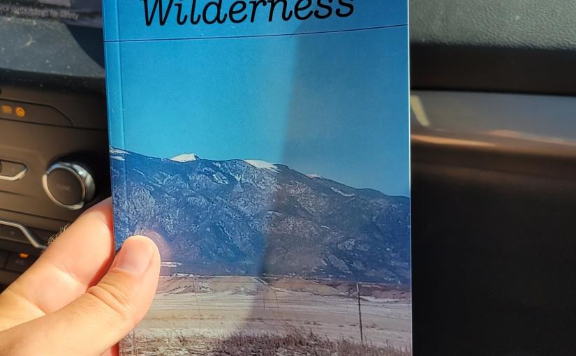 Latest Book: Wilderness!